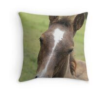 Bad Hair Day! Throw Pillow