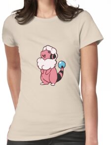 Flaaffy Womens Fitted T-Shirt