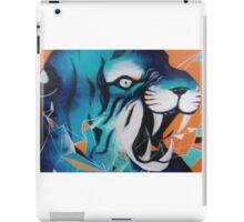 Blu Tiger iPad Case/Skin