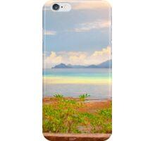 Seychelles. the unbelievable paradise. iPhone Case/Skin