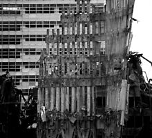 Aftermath of 9/11 by Mark Van Scyoc