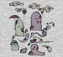 Monster Pack by Octavio Velazquez