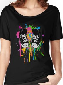 My High Top Sneakers Women's Relaxed Fit T-Shirt