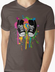 My High Top Sneakers Mens V-Neck T-Shirt