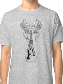 Machinichromatic - Healing the world one note at a time - BW Classic T-Shirt
