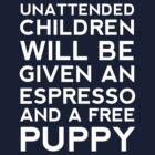 UNATTENDED CHILDREN by JohnGo