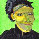 Van Gogh's Momma sharpied by Samohsong