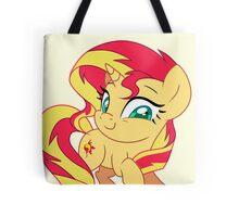 Sunset Shimmer Tote Bag