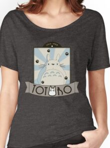Vintage Totoro Women's Relaxed Fit T-Shirt