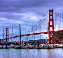 The Golden Gate by Justin Baer