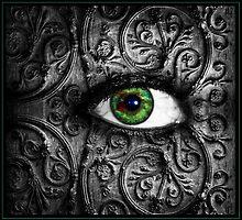 Visions In The Dark #2 by Elizabeth Burton