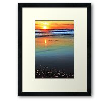 Dear Planet Earth....if you knew how much I love You.... Framed Print
