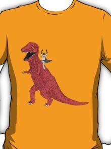 Jurassic Bat  T-Shirt