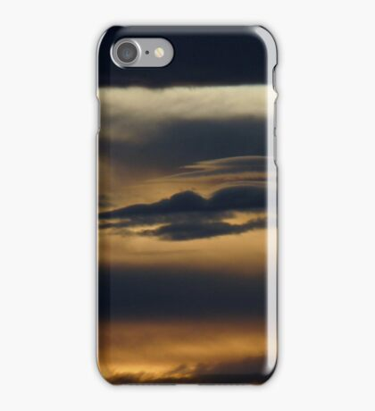 Stormy weather... iPhone Case/Skin