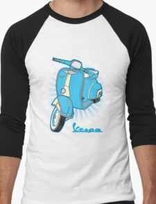 Vespa Men's Baseball ¾ T-Shirt
