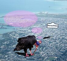 Port-au-Prince US Military Occupation by Poderiu ^