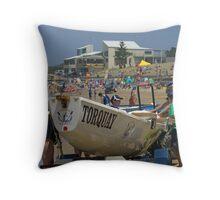 ASRL Navy Torquay 12 Throw Pillow