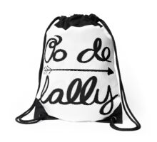 Oo De Lally Drawstring Bag