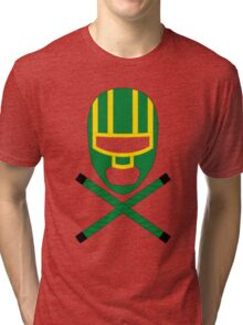 Kick-Ass minimal Tri-blend T-Shirt