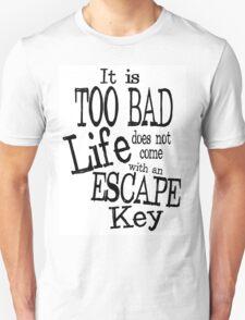 Escape Key T-Shirt