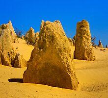Pinnacle Desert HDR 2 by Nigel Donald
