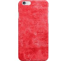 Cayenne Oil Painting Color Accent iPhone Case/Skin