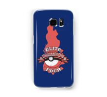 Elite Four Champion Flame Samsung Galaxy Case/Skin