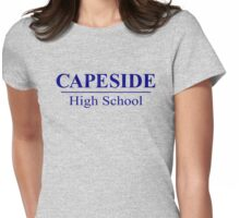 Capeside High School Womens Fitted T-Shirt
