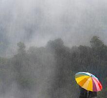 Under My Umbrella by Calvin Tiono