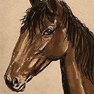 Equine Stud by Dawn B Davies-McIninch