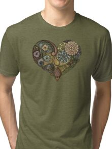Tangled Heart Tri-blend T-Shirt