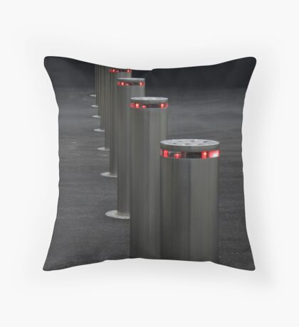 They're Coming! Throw Pillow