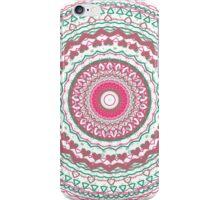Heartfelt Mandala  iPhone Case/Skin