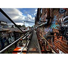 Gangway Photographic Print