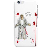 "Norman Stansfield (""Léon"") - I'm calm iPhone Case/Skin"