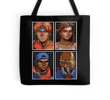 Streets of Rage 3 – Character Bio Pictures Tote Bag
