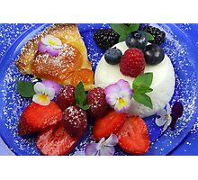 Fruity Like A Summer Sunday Photographic Print
