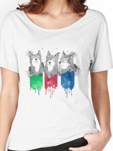 Wolf Brothers Women's Relaxed Fit T-Shirt