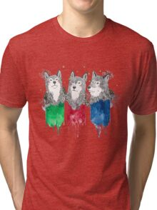 Wolf Brothers Tri-blend T-Shirt