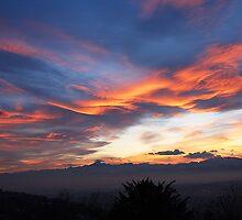 Sunset show by Stefano  De Rosa