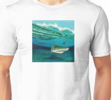 Blacktip Surf Unisex T-Shirt