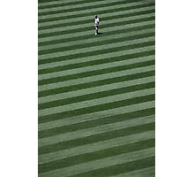 Yankee in the Outfield (California) Photographic Print