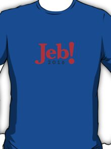 Jeb T-Shirt