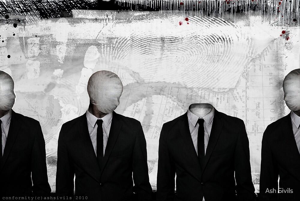 Conformity  by Ash Sivils