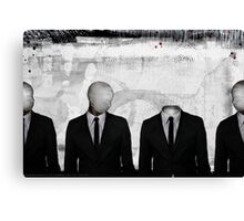 Conformity  Canvas Print