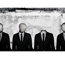 Conformity  Photographic Print