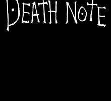 Death Note Original by Mike Bronson