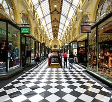 the Royal Arcade by Edy Lianto
