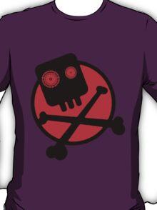 Funny skull and bones T-Shirt