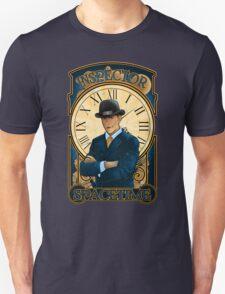 Inspector Spacetime Nouveau (II) Unisex T-Shirt